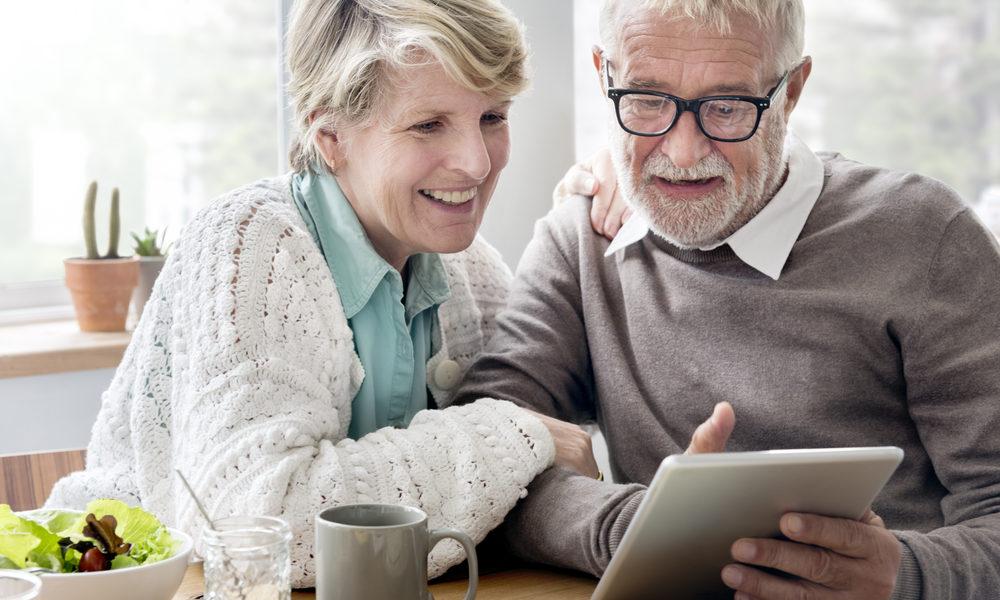comparatif tablette senior